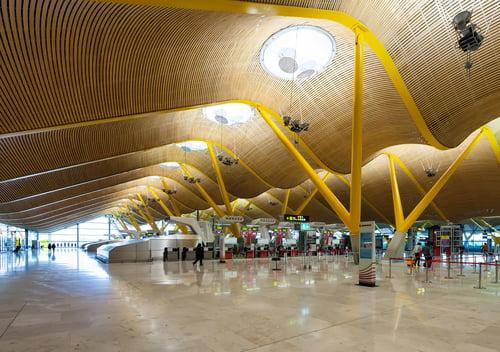 Proceso De Diseño Constructivo De La Terminal 4 Del Aeropuerto Madrid Barajas