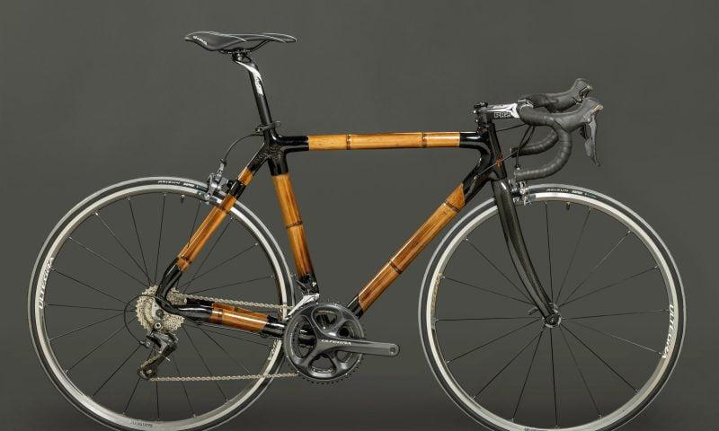 Bicicletas de cañas de bambú